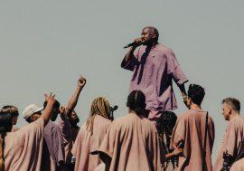 Il Sunday Service di Kanye West al Coachella