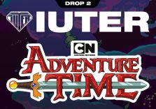 Iuter x Adventure Time Awareness capsule collection