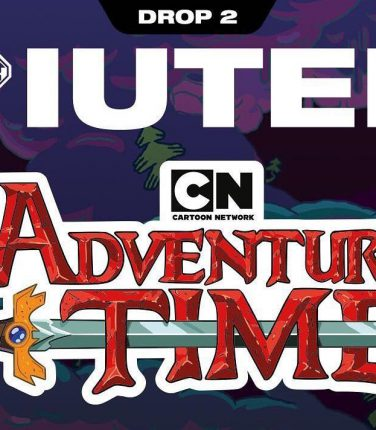 Iuter x Adventure Time Awareness capsule collection