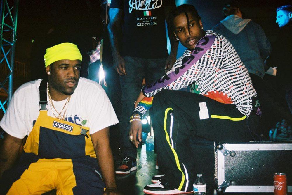 A$AP Rocky e A$AP Ferg collaborano in Pups