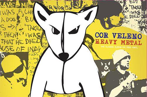 Cor Veleno, Heavy Metal: l'anima Punk del Rap Italiano