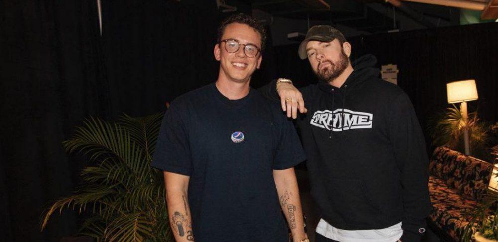 Logic collabora con Eminem nel brano Homicide
