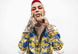 Sfera Ebbasta in Tour in Europa per tutta l'estate 2019