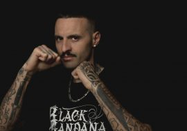 Sklero Man racconta l'album Controvento