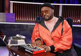 I Black Eyed Peas insieme a Snoop Dogg in Be Nice