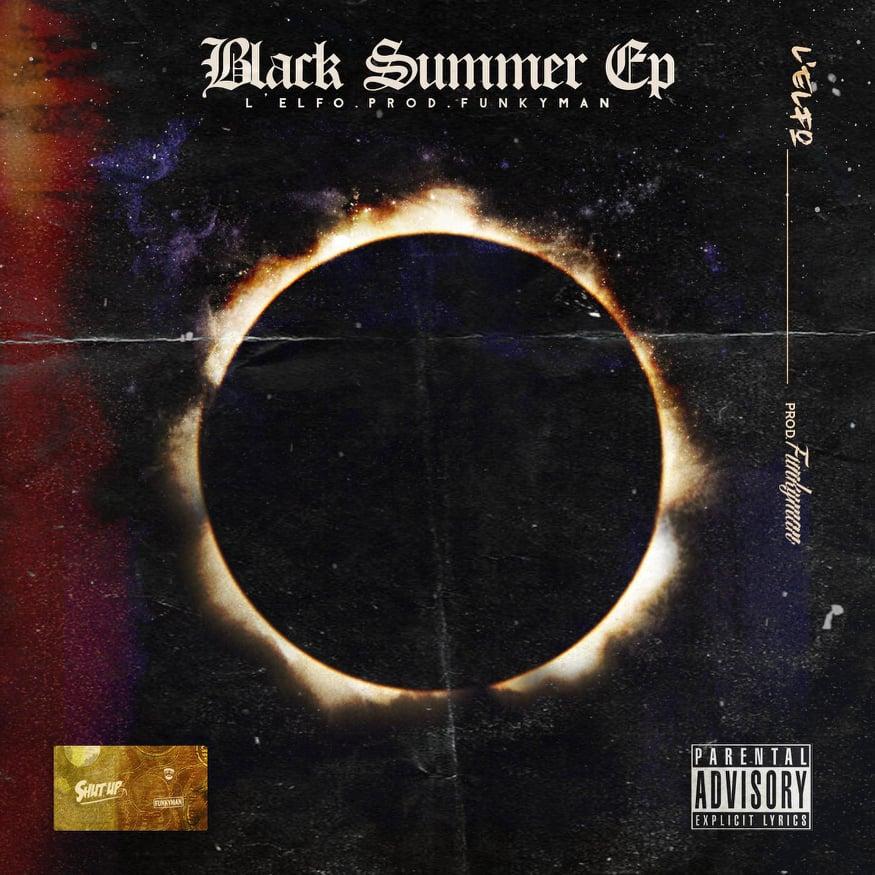 Black Summer COPERTINA UFFICIALE