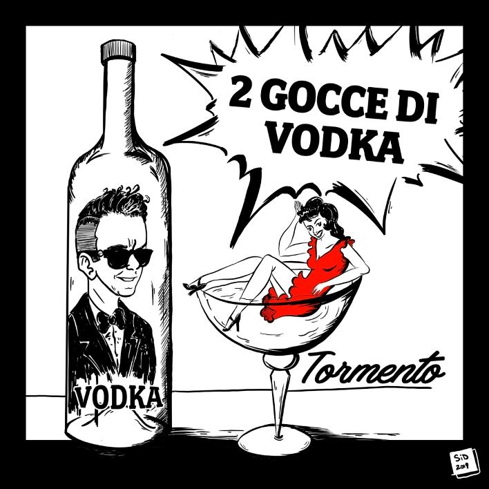Tormento 2 Gocce di Vodka cover lr