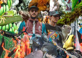 Tropicalia è il titolo del primo disco dei Malegria