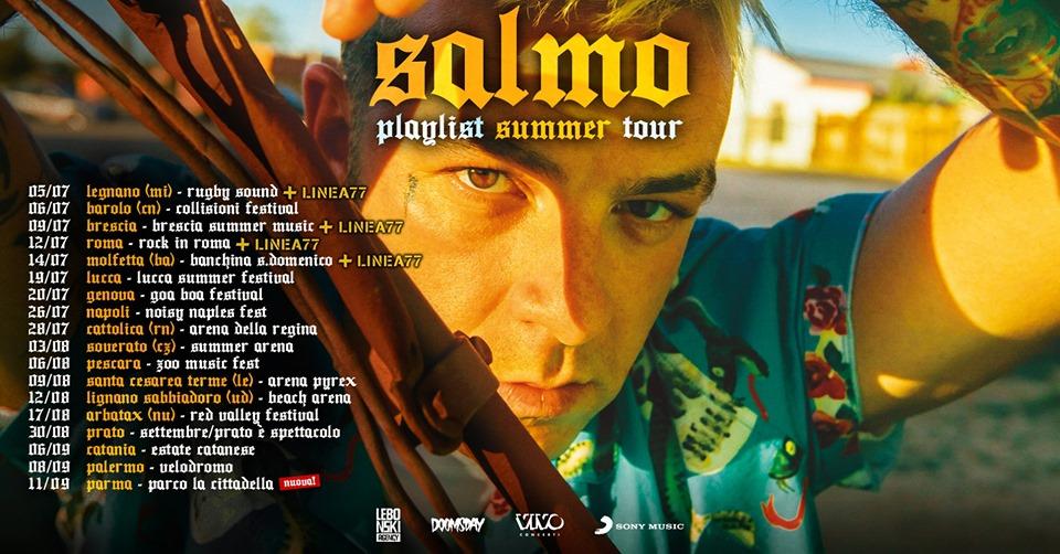 Il Playlist Summer Tour sbarca in Sicilia a settembre
