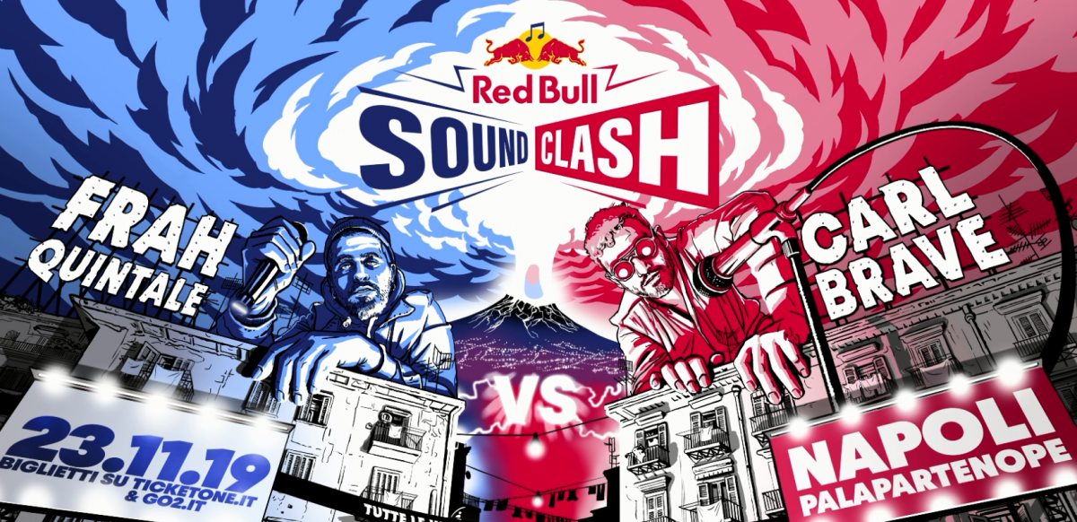 RedBull SoundClash 2019