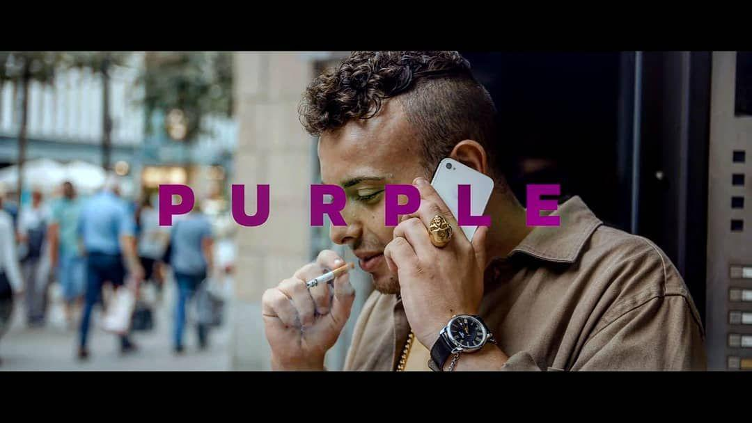 M.A.S.O. pubblica il video Purple