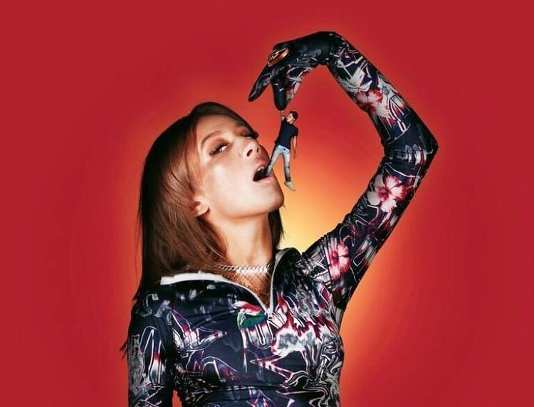Chadia Rodriguez è una Mangiauomini nel nuovo singolo
