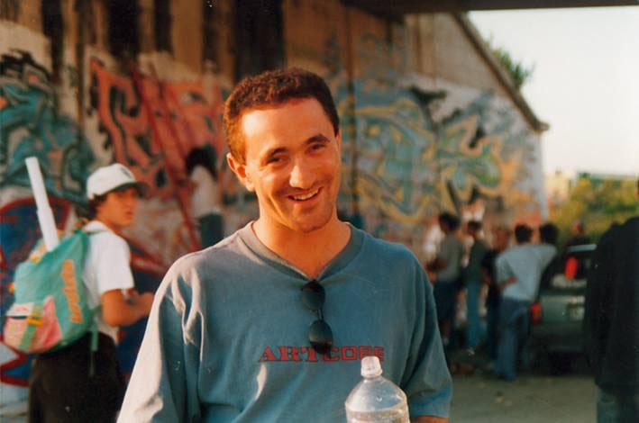 Crash Kid ci lascia in eredità la storia dell'Hip Hop italiano