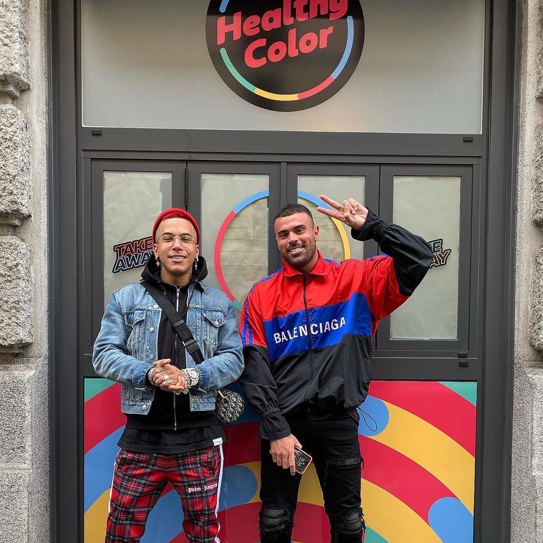 Sfera Ebbasta collabora con Andrea Petagna in attesa dell'album