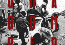 Lucci, Hube, Ford78: Unabomber, il suono del cemento
