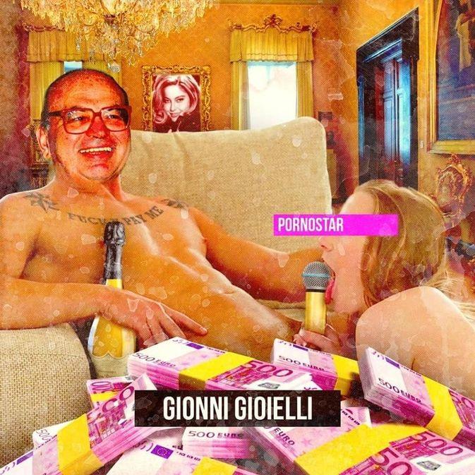 Gionni Gioielli, con Pornostar continua la missione MxRxGxA