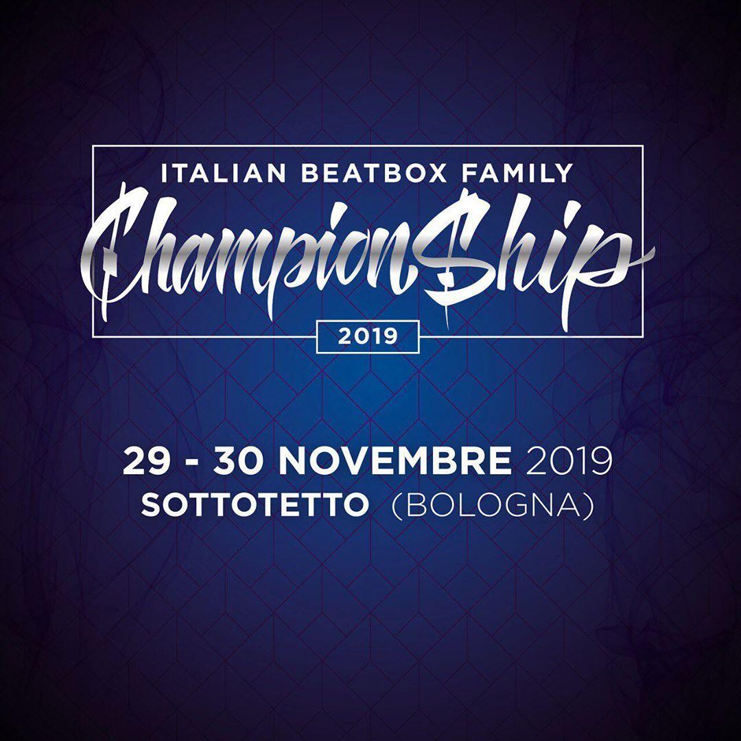 Arriva il campionato di Beatbox a fine novembre a Bologna