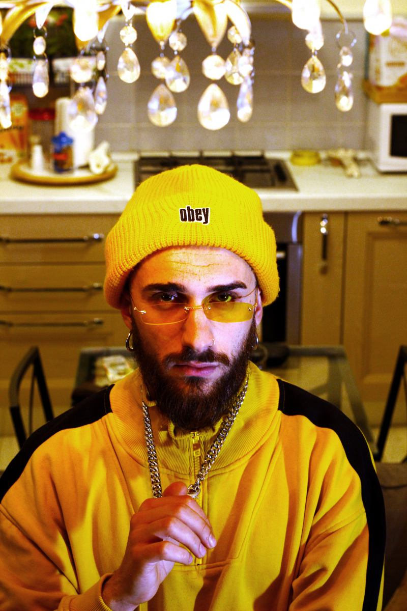 Spike B: l'alchimia tra rap e religione