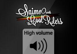Saime & The Cool Rulers fuori con High Volume