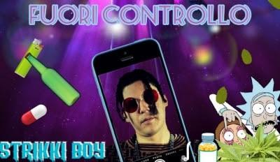 Strikkiboy pubblica il nuovo singolo Fuori Controllo