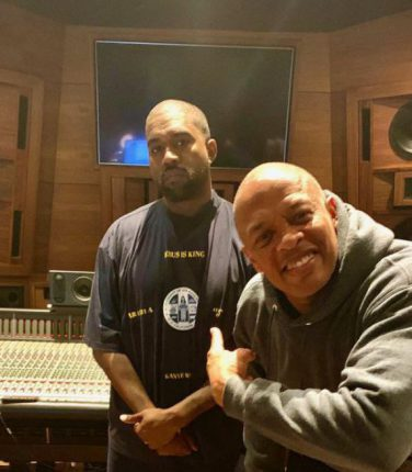 Kanye West annuncia Jesus Is King II con Dr. Dre