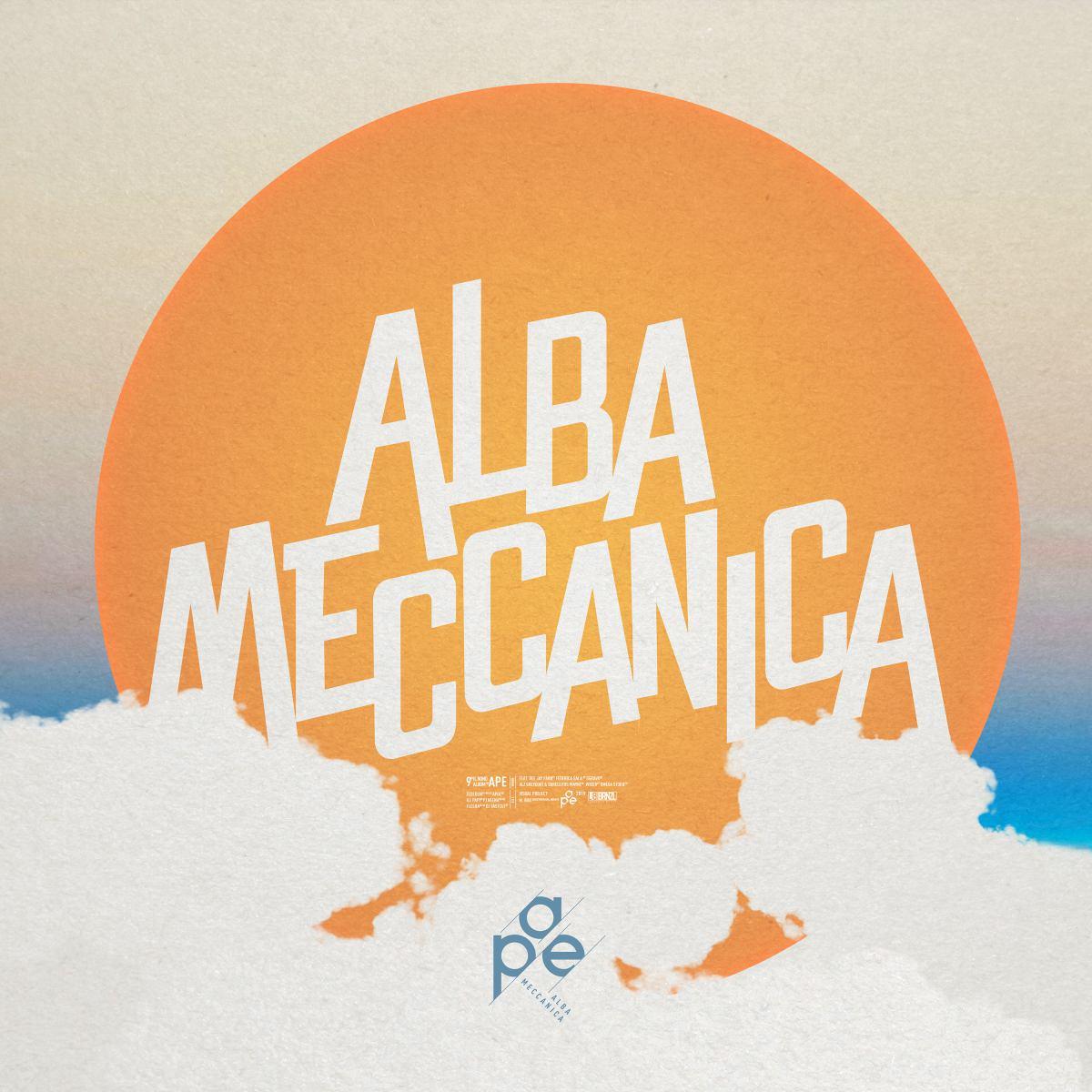 Alba meccanica è il titolo del nono album di Ape