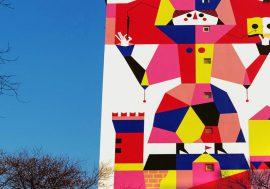 TOward 2030: 18 murales per il nostro futuro