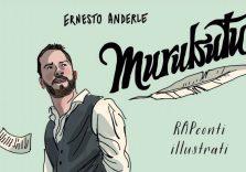 Arriva il primo libro di Murubutu: RAPconti illustrati