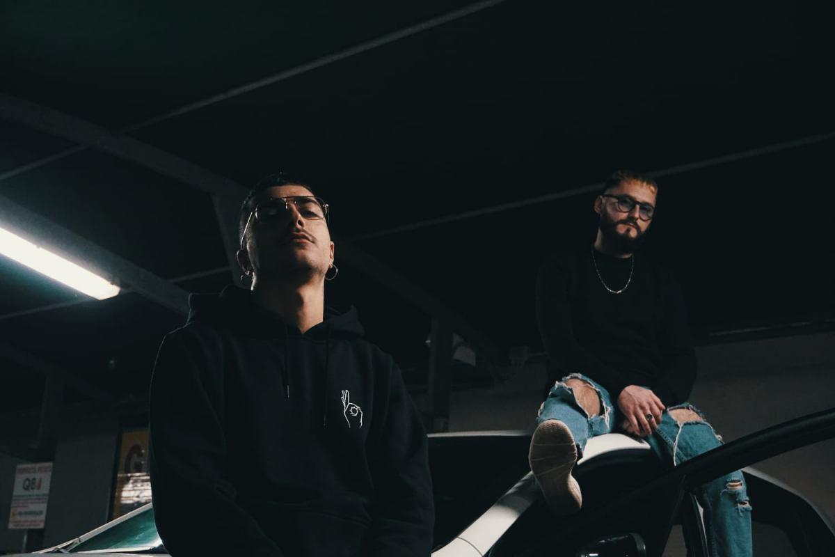 Trevor e Sure pubblicano l'album Eclipse