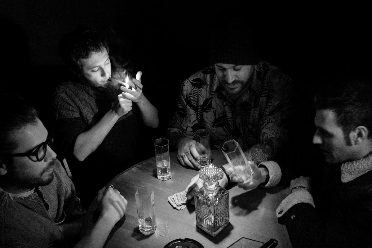Black music e cantautorato nello stesso bar, l'esordio dei Troquet