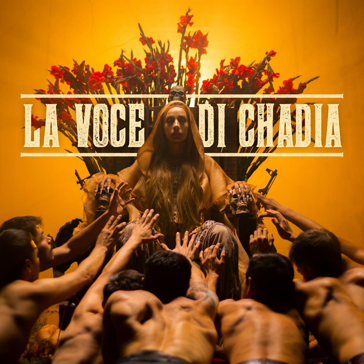 Chadia cover