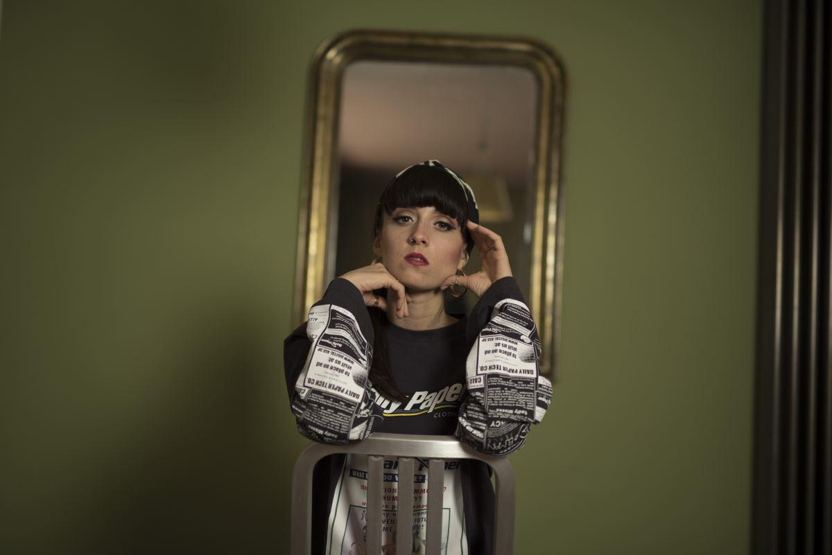 Viola Violi pubblica Alma il suo album d'esordio