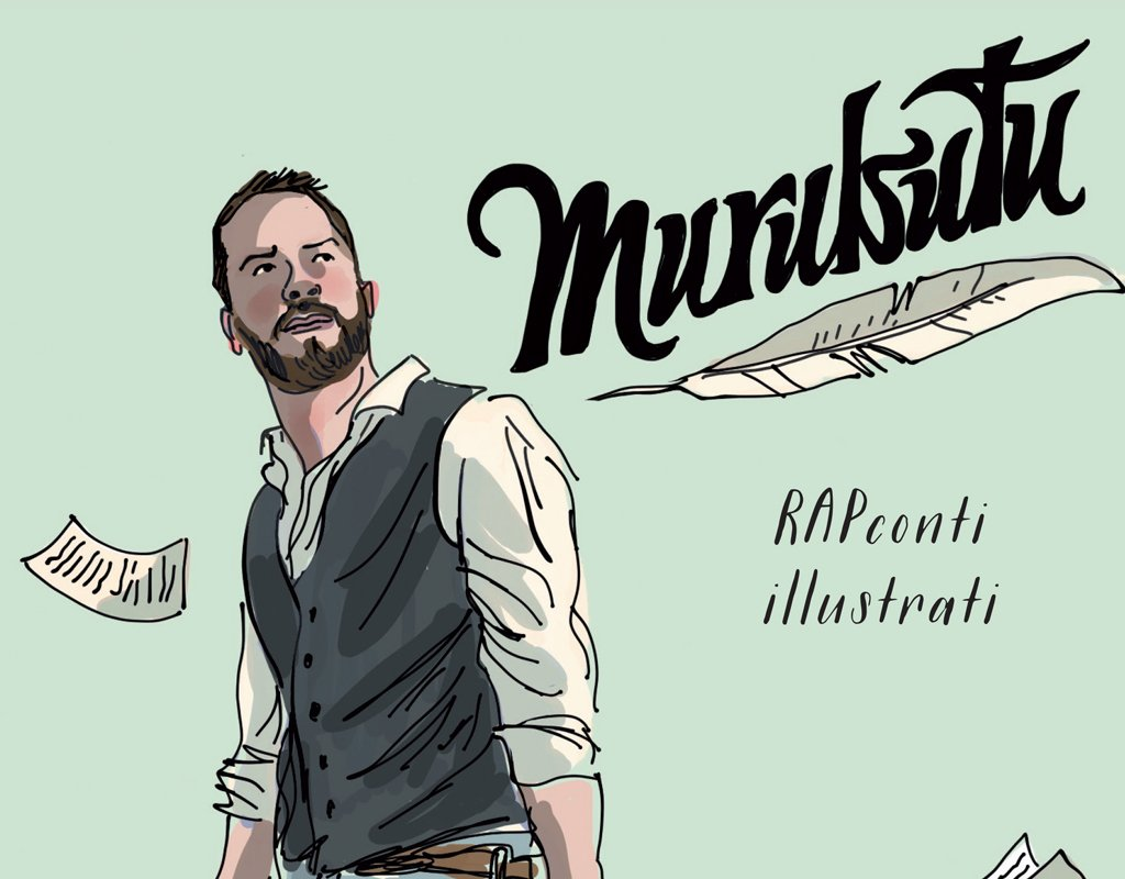 RAPconti illustrati di Murubutu: un'istigazione alla curiosità