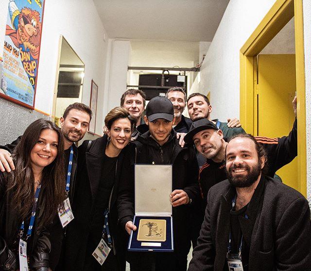 rancore premio miglior testo Sanremo 2020