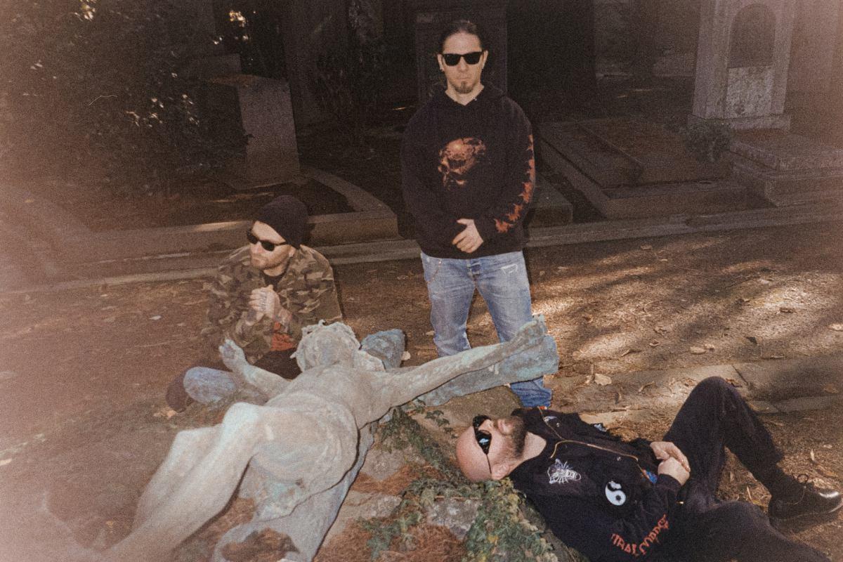 Death by Metal è il singolo di Fulci e Metal Carter