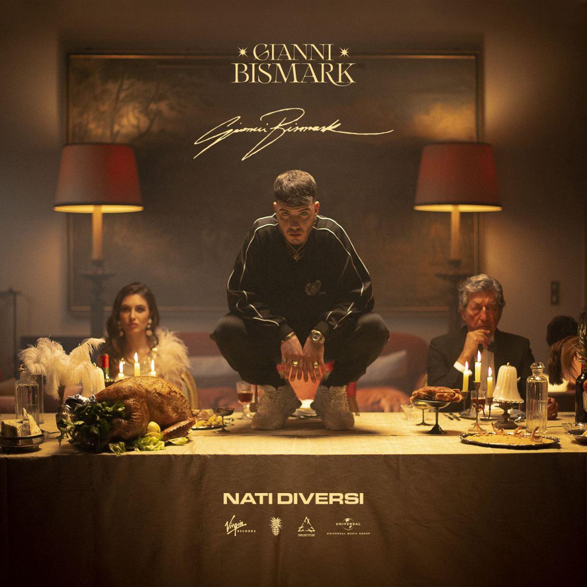 È disponibile Nati diversi il disco di Gianni Bismark