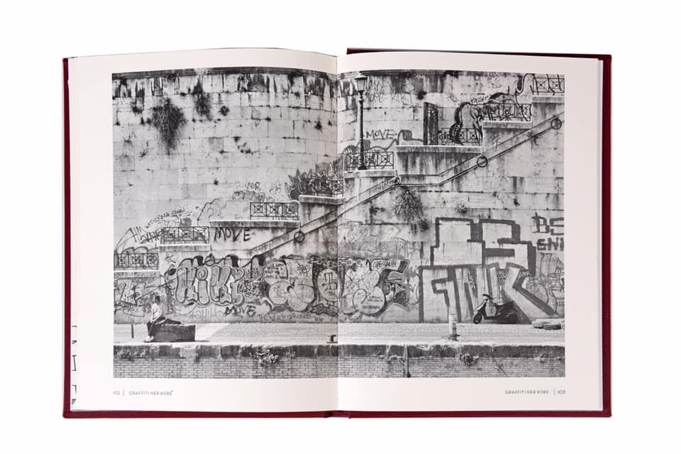Graffiti Ner Kore: la notte tra treni, muri e cuori vandali