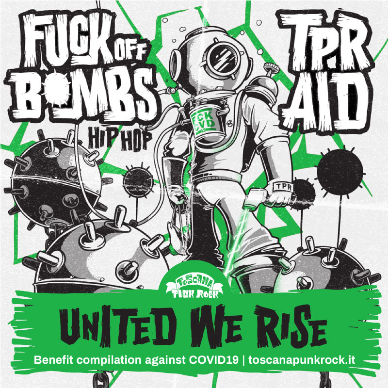 Toscana Punk Rock, tre compilation benefiche contro l'emergenza virus