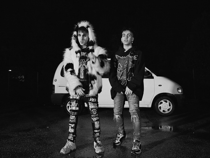 Rayan & Intifaya pubblicano il singolo Taxi