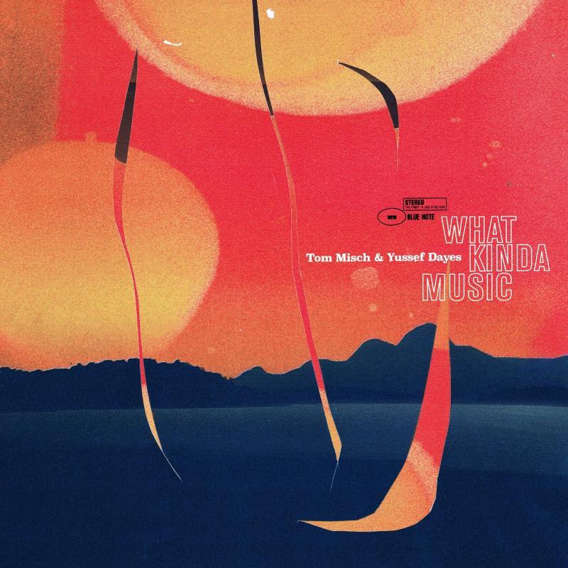 misch dayes album cover