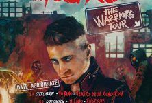 Posticipato a ottobre 2020 il The Warriors Tour di Mostro