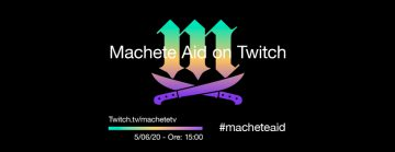Machete Aid on Twitch per supportare la musica italiana