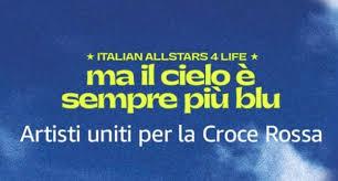 Ma il cielo è sempre più blu: 50 artisti italiani a sostegno della Croce Rossa