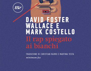 """""""Il rap spiegato ai bianchi"""": Wallace e Costello, un incontro felice"""