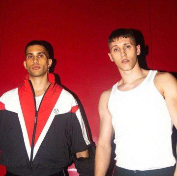 Mahmood e Massimo Pericolo in Moonlight Popolare