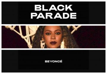 Beyoncé reagisce con il singolo Black Parade