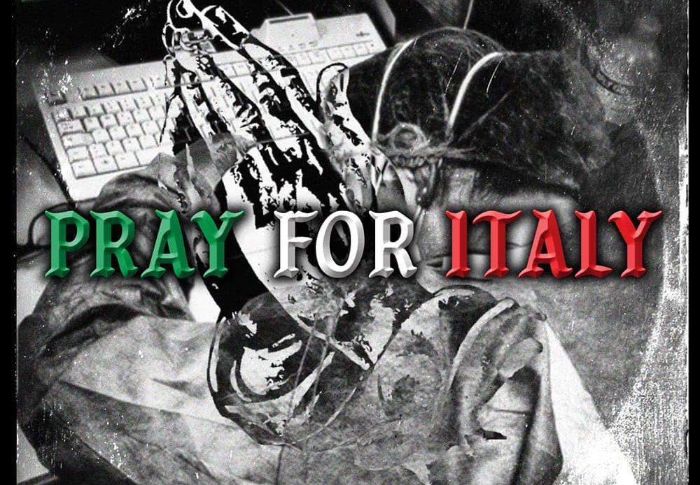 Pray4Italy