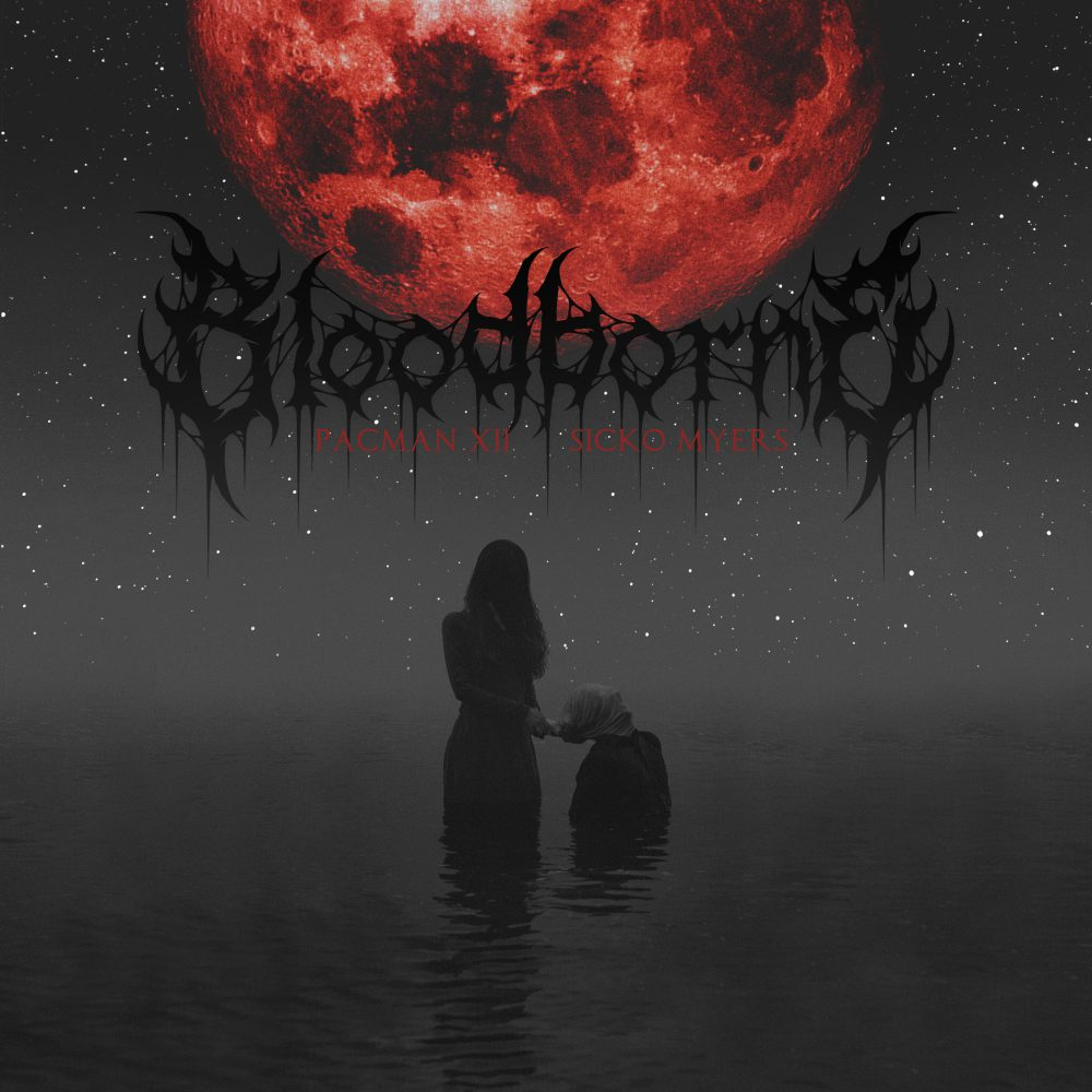 pacman xii bloodborne cover