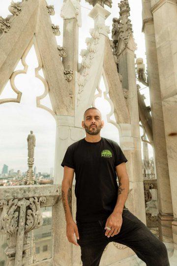 Egreen pubblica il singolo Luce a Milano