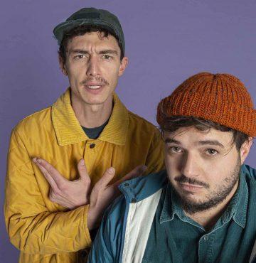 """Gli Inna Cantina pubblicano il coloratissimo video di """"Back in Town"""""""
